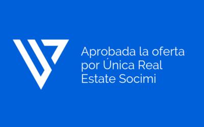 Vitruvio Socimi aprueba en Junta la oferta por Única Real Estate Socimi