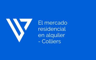 Evento sobre el residencial en alquiler organizado por Colliers