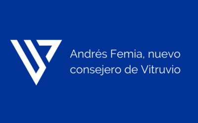 Andrés Femia, ex-CEO de la socimi Única, se incorpora al Consejo de Vitruvio