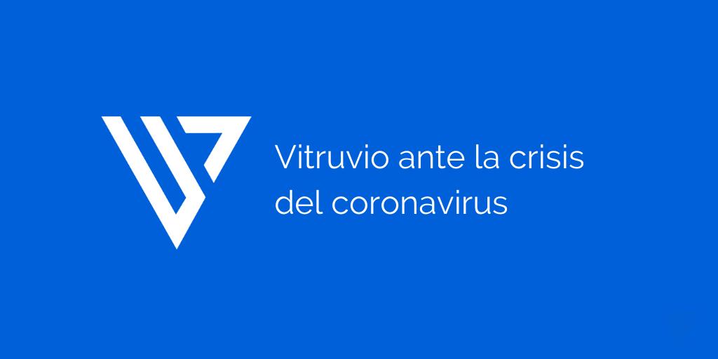 imagen destacada en artículo coronavirus de vitruvio socimi