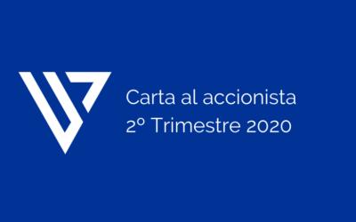 Carta al accionista – 2º Trimestre 2020