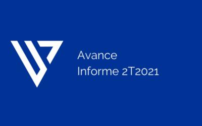 Avance del Informe Trimestral 2T2021