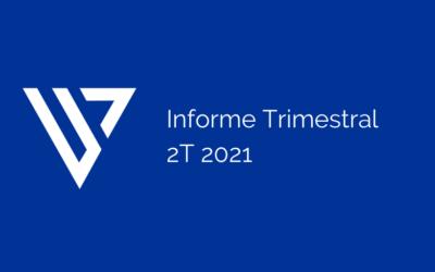 Carta al accionista – 2º Trimestre 2021